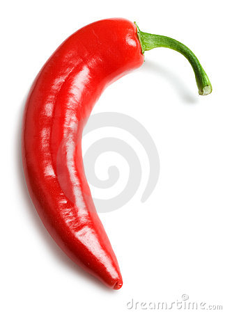 Red chilly pepper