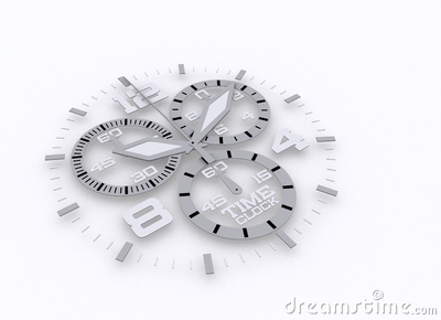 Watch detail in 3D time