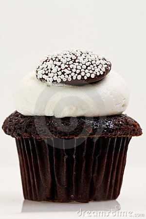 Single Chocolate Cupcake