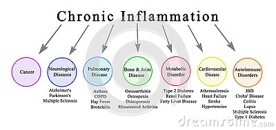 Consequences of Chronic Inflammation
