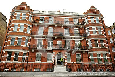 Ravishing Victorian mansion in London`s fashionable Kensington, overlooking the tranquil gardens of Nevern Square