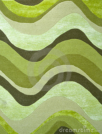 Waves carpet texture for Light green carpet texture