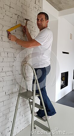 Time to make repairs in the house - self-isolation