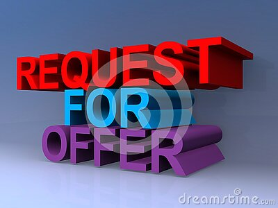 Request for offer