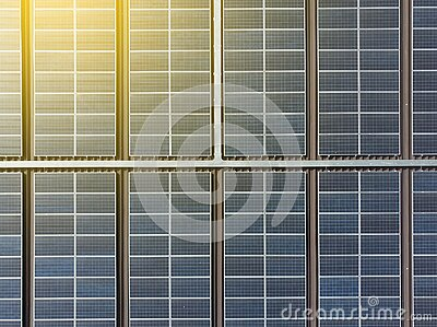 Solar panels, Solar plants are devices that convert light into electricity.Solar panel can be used to generate electricity through