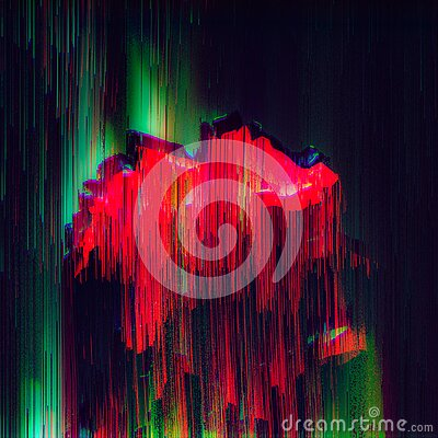Rosé Rose Painting Flower Floral Abstract Artwork