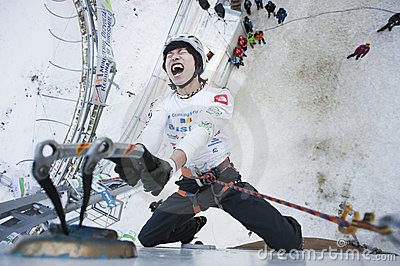 Ice Climbing World Championship 2011