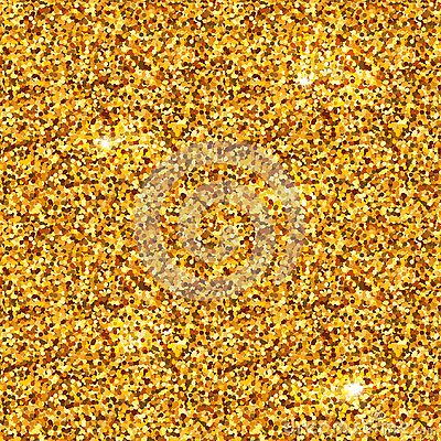 Gold glitter texture sparkling shiny paper background for celebration Christmas holiday seasonal wallpaper decoration