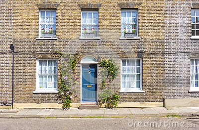 House on Whittlesey Street in Waterloo Se1