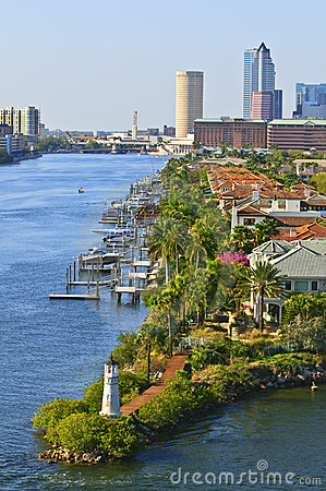 Tampa Channel, Florida