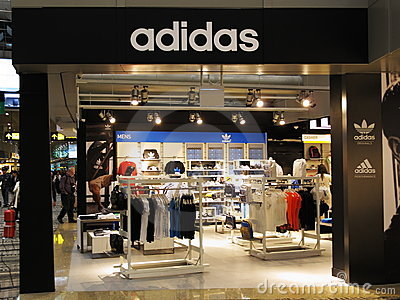 boutiques adidas