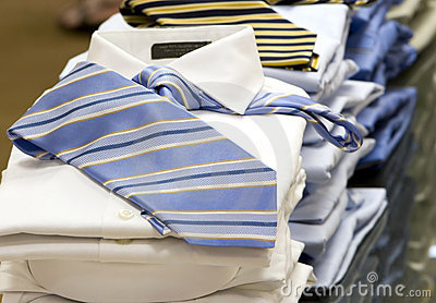 Men's Shirts & Ties