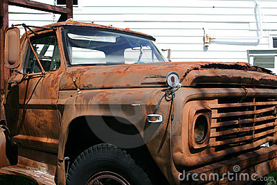 Rusty Old Truck2