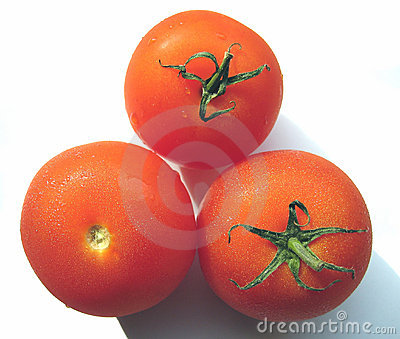 The Three Tomatoes