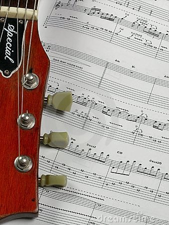 Guitar and tab