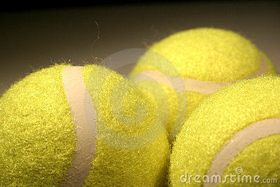 Three tennis-balls III