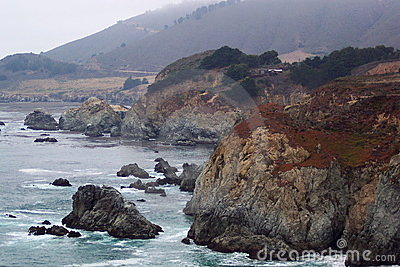 Headlands-Central California