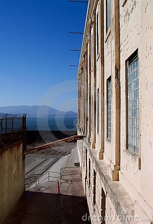A Beautiful Day-Alcatraz Prison