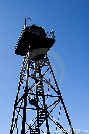 Watch Tower-Alcatraz Prison