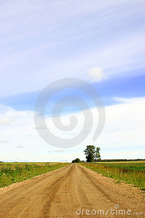 Open Country Road