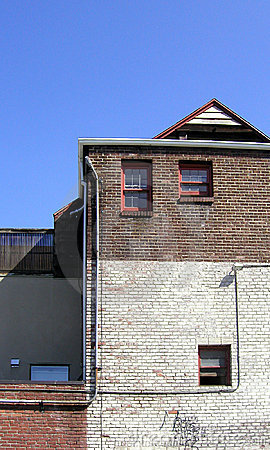 Back of a Building