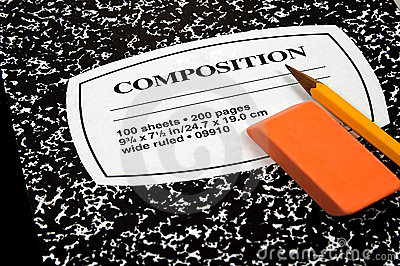 Composition Notebook 2