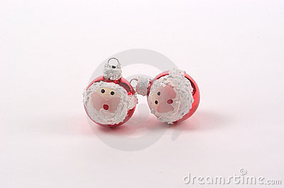 Santa Christmas Tree Ornaments