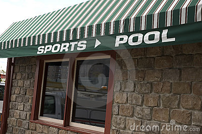 Awning - Sports and Pool