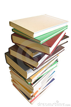Book Pile / Stack
