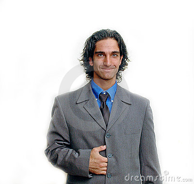 Businessman portrait-1