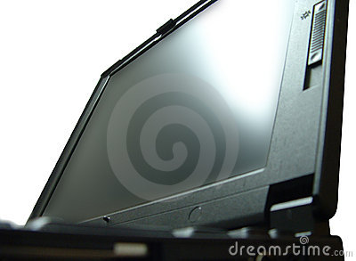 Laptop Close-Up