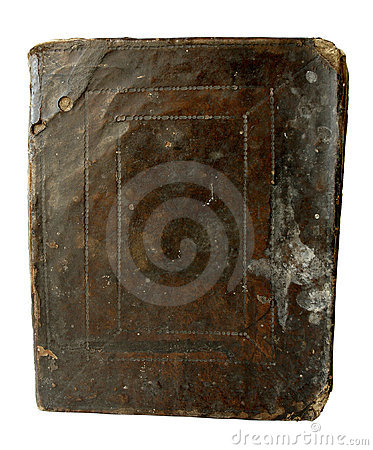 Cover of the old Bible