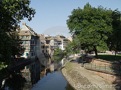 French town : Strasbourg