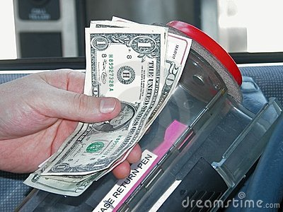 Banking: Drive Up Bank Machine