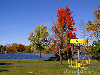 Autumn Disc Golf III