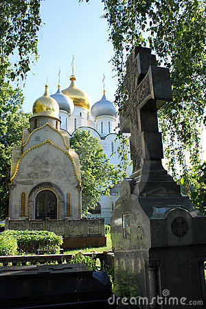 Novodevichy Convent, Moscow