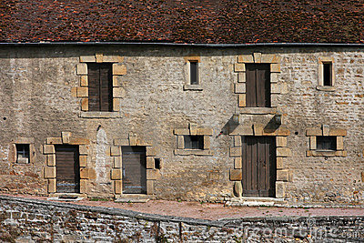 A building in the Castle of Couches
