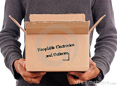 Recyclable Electronics