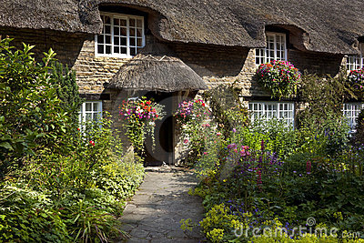 English Country Cottage - Yorkshire - England