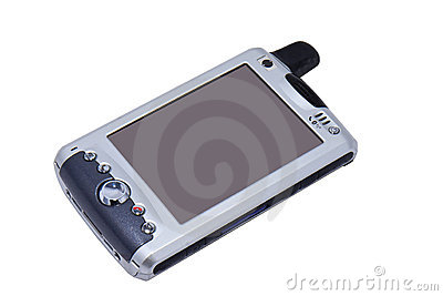 IPAQ First Ever Smart Phone