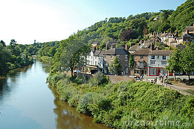Ironbridge town