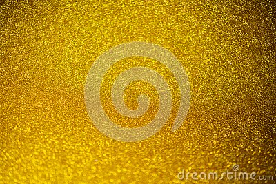 Gold glitter texture sparkling shiny wrapping paper background for Christmas holiday seasonal wallpaper decoration