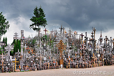 Hill of the Crosses, Lithuania