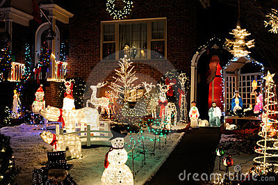 Christmas Lights and Decorations