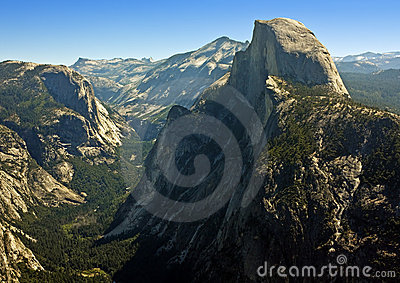 Majestic Half Dome