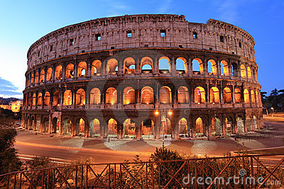 Colosseum,Rome, Italy