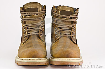 Rugged boot