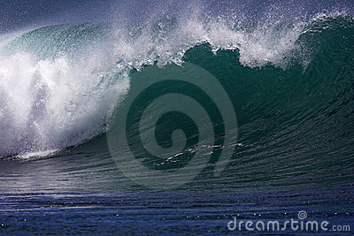 Hawaiian Ocean Wave V