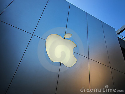 Apple flagship store