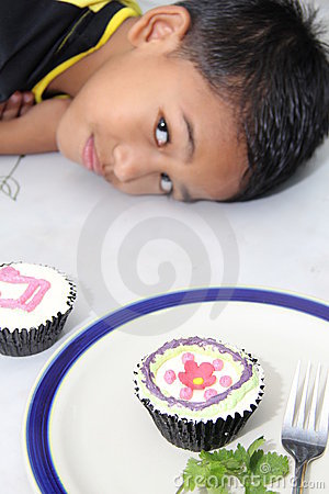 Cravings for tantalizing cup cake
